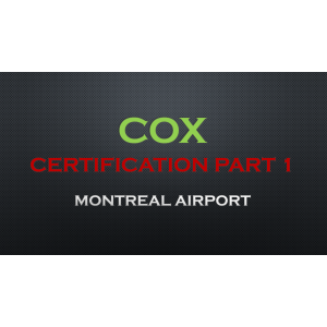 Technique Cox -    Certification partie 1